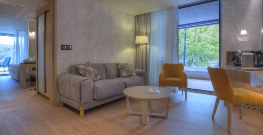 Appartamenti Con Vista Parco